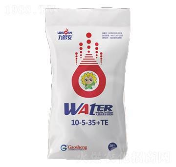 高钾型大量元素水溶肥料10-5-35+TE 力多安 高晟联合