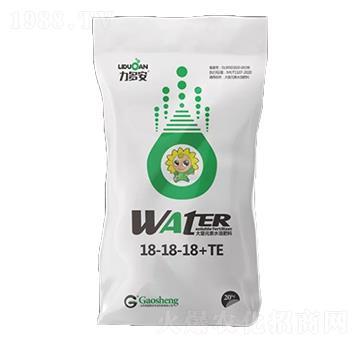 平衡型大量元素水溶肥料18-18-18+TE 力多安 高晟联合