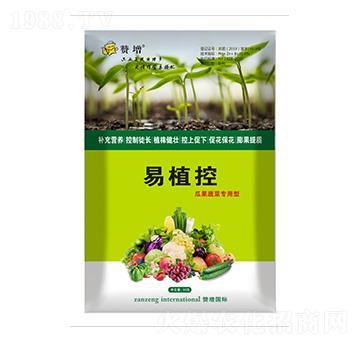 瓜果蔬菜专用肥 易植控