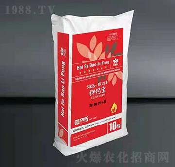 钾钙宝20-20-20+TE-保力丰-海法