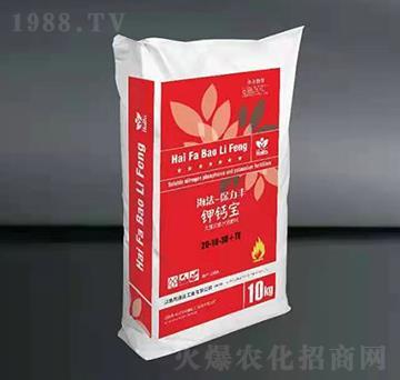 钾钙宝20-10-30+TE-保力丰-海法