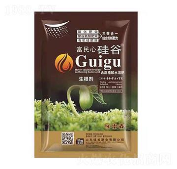 含腐植酸水溶肥料-生根剂-硅谷