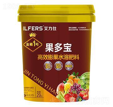 高效膨果水溶肥料-果多宝-金桶1号-艾力仕