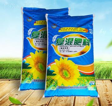 葵花专用复混肥料14-22-12-润泽源生物