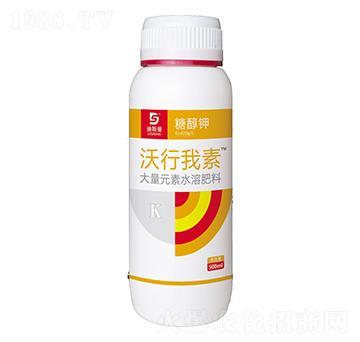 大量元素水溶肥-沃行我素-糖醇钾-迪斯曼