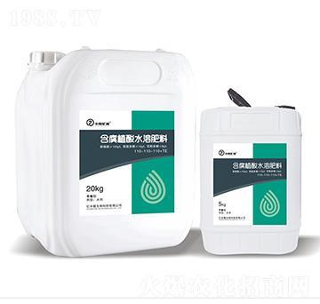 含腐植酸水溶肥料110-110-110+TE-丰隆矿源-亿丰隆生物
