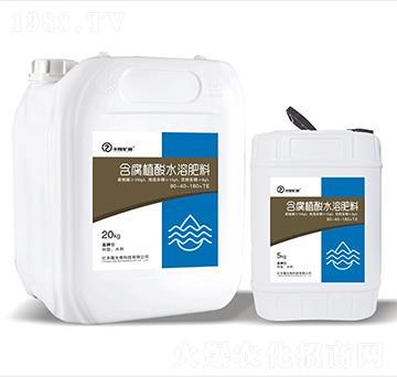 含腐植酸水溶肥料90-40-180+TE-丰隆矿源-亿丰隆生物