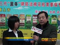 河北黑牛肥业在菏泽农资会接受1988.TV专访