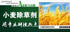 小麦田除草剂及使用方法